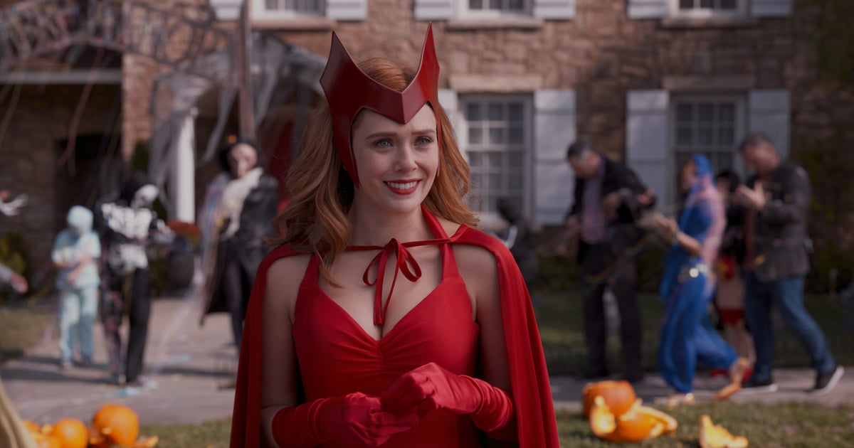Time Travel With Wanda in These WandaVision-Inspired Halloween Costumes.jpg