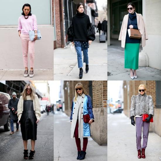 NYFW 2014 Day 4 Street Style
