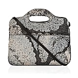 M Missoni Crochet Metallic Bag, $560
