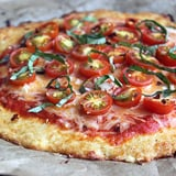 Cut Carbs and Calories With a Cauliflower Pizza Crust