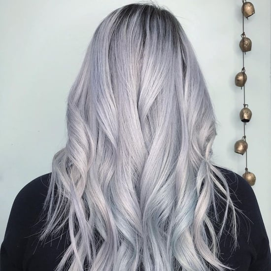 """Oyster"" Grey Hair Colour Trend Photos and Inspiration"