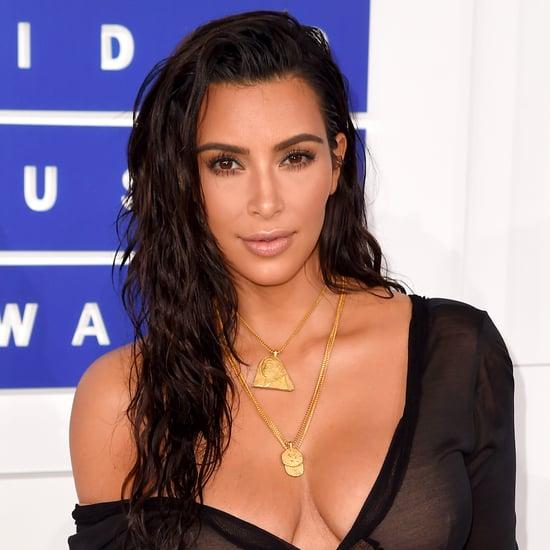 Kim Kardashian Hair and Makeup | 2016 MTV Video Music Awards