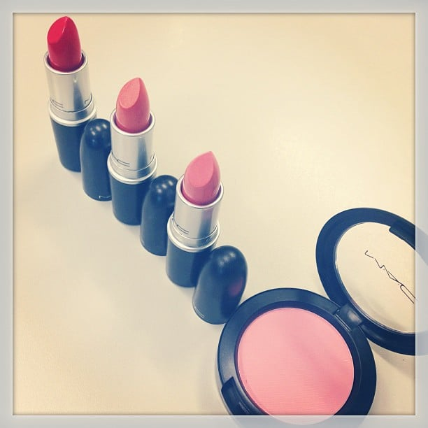 We're loving this peachy-hued new Mac Cosmetics collection. All About Orange hits stores on June 24.