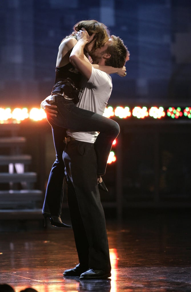 The Epic Ryan Gosling/Rachel McAdams Kiss at the MTV Movie Awards