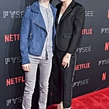 They Dressed to the Nines For Netflix FYSEE in May 2018
