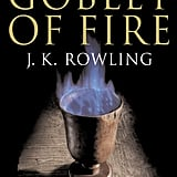 Harry Potter and the Goblet of Fire, UK Adult