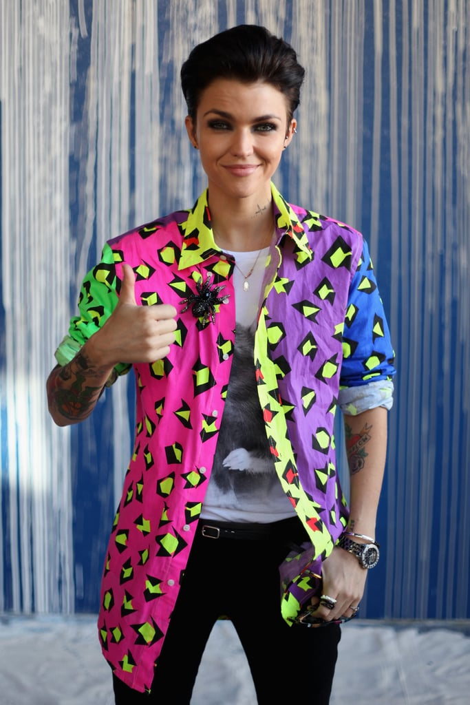 Colourful Cool