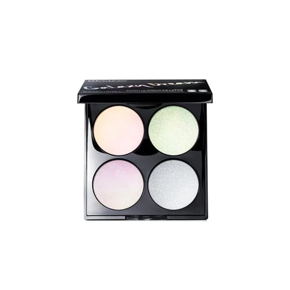 Revlon PhotoReady Galaxy Dream Holographic Highlighting Palette ($24.95) The multi-coloured holographic palette is formulated with duo chrome pearls, to give you a prismatic, multi-faceted glow.