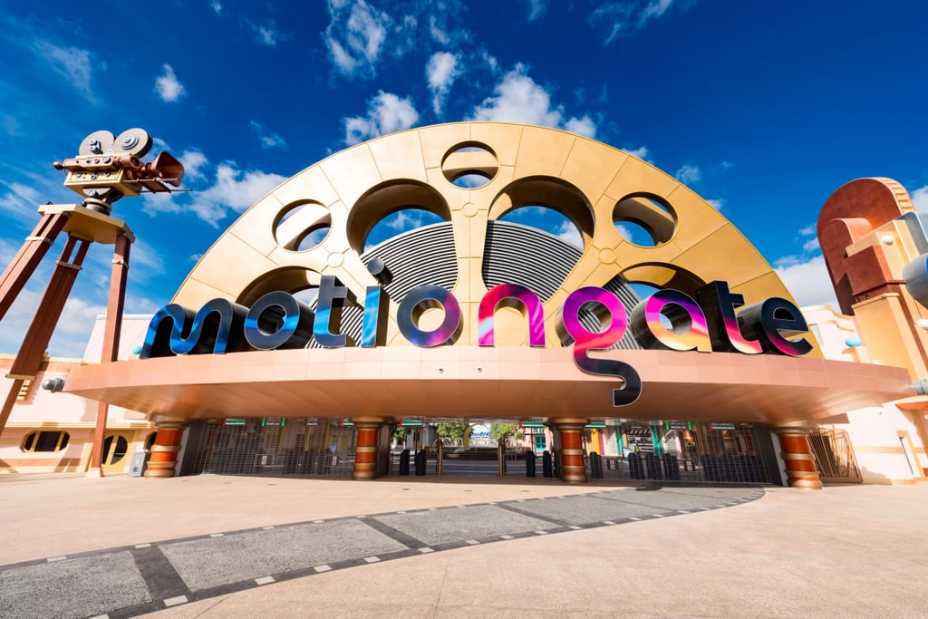 Motiongate Dubai Theme Park Review | January 2017