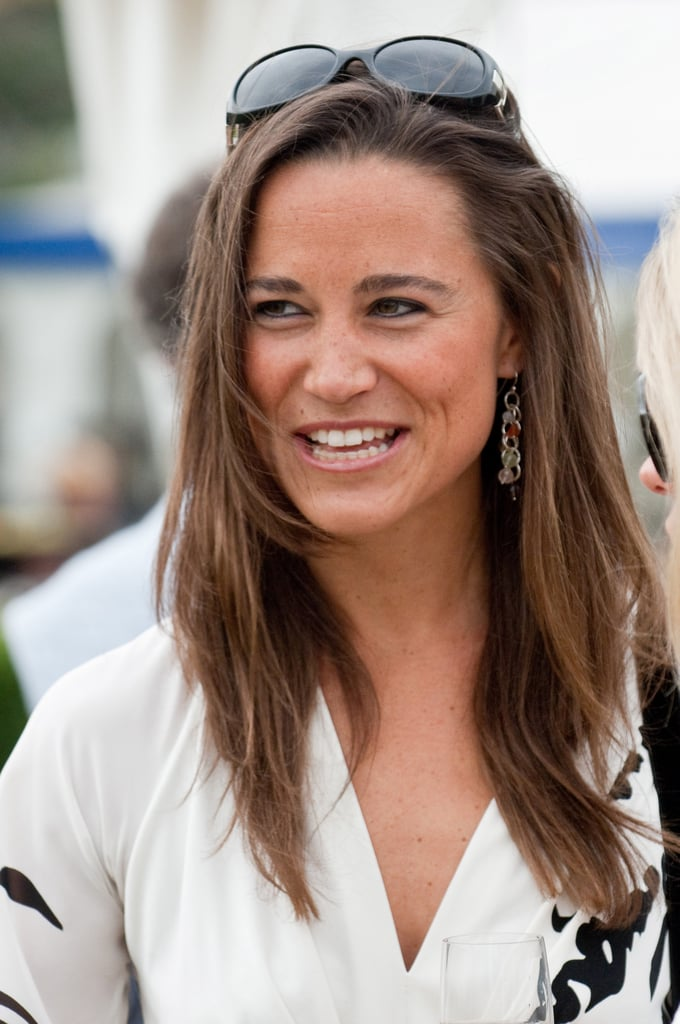 Looking relaxed as she attended the Jaeger-LeCoultre Polo Charity Cup at Ham Polo Club in 2009.