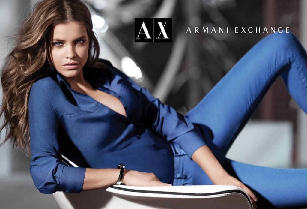 A|X Armani Exchange Fall 2012 Ad Campaign