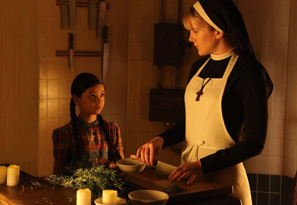 Asylum — Sister Mary Eunice McKee/the Devil