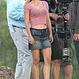 Natalie Portman filmed in Texas.