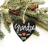 Personalized Grandparent-to-Be Ornament