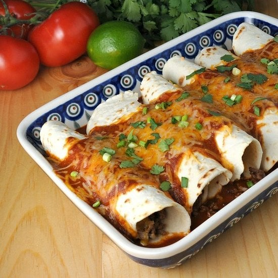 Kid-Friendly Recipes: Easy Beef Enchiladas