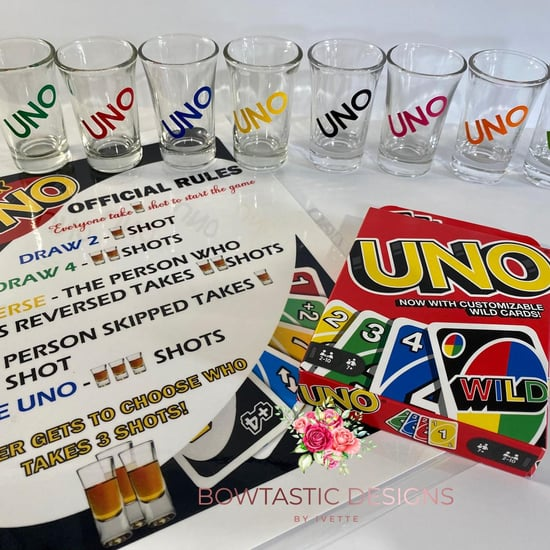 This Drunk UNO Game Requires Everyone to Take Shots