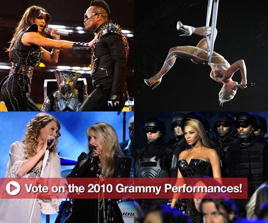 Recap of Performances from the 2010 Grammy Award Telecast