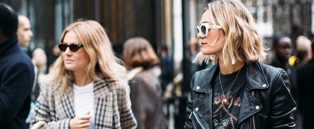 All the Cool Girl Looks We Are Loving From London Fashion Week