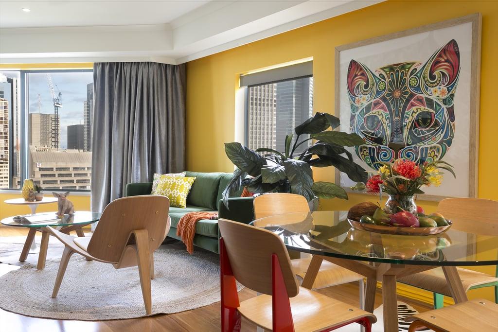 Matt Blatt Suite at Pullman Sydney Hotel