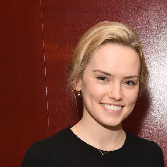 Daisy Ridley Blonde Hair