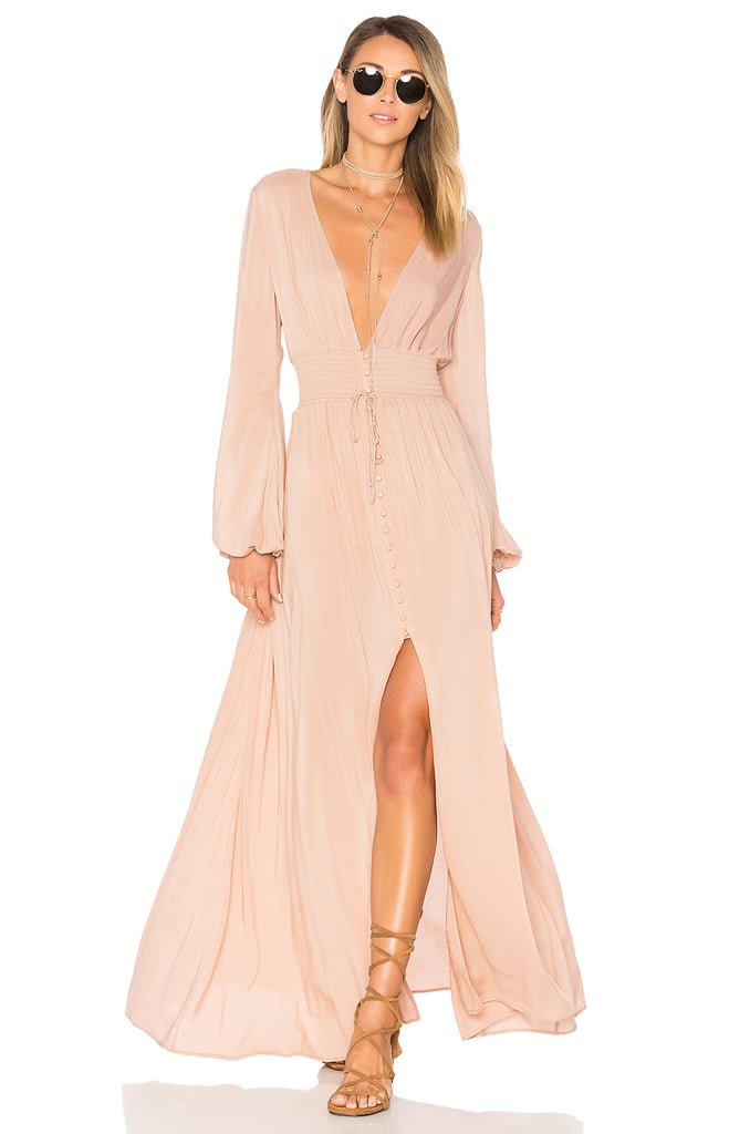 Ale by Alessandra Eduarda Maxi Dress in Blush
