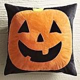 Pier 1 Imports Jack-O'-Lantern Orange Pillow ($25)
