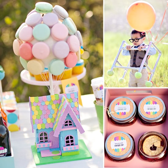 A Supersweet Up-Inspired Party