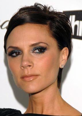 How-To: Victoria Beckham's Oscar-Night Hair