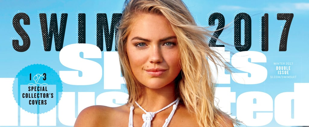 Kate Upton Stars on 3 Sports Illustrated Swim Covers —but She Has a Favorite