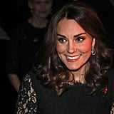 Kate Middleton at Anna Freud Centre Gala Dinner 2017