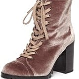 Dorothy Perkins Blush Anthea Lace Up Boot