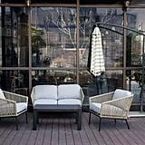 Standish 2-Piece Patio Club Chair