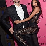 Pictured: Jared Homan and Lais Ribeiro