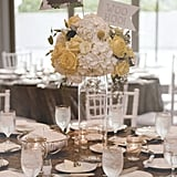 In Floral Centerpieces