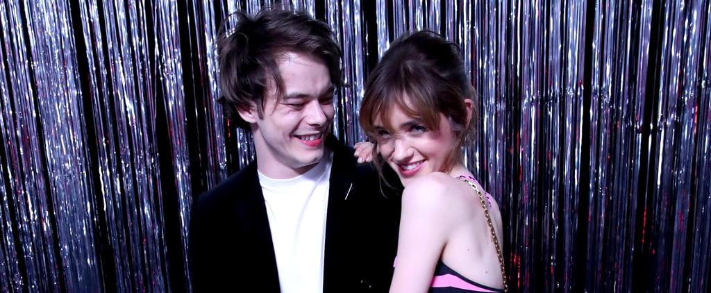 Still Going Strong! Charlie Heaton and Natalia Dyer Play Up Their Romance Despite Split Rumors