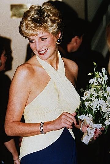 Princess Diana's Pixie Cut Inspiration