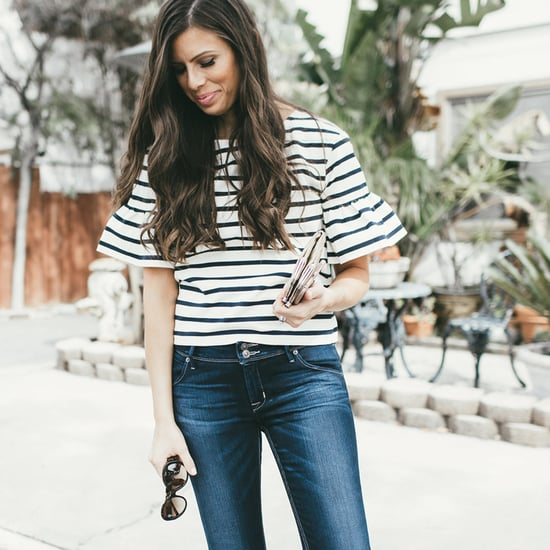 Mint Arrow Chic Spring Outfit Ideas