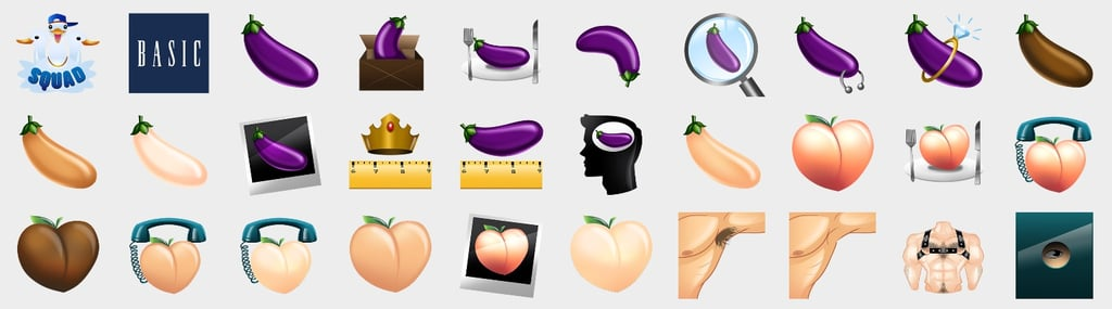 Low: Diverse Eggplants and Peaches?!