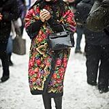 Miroslava Duma Street Style