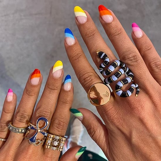 Rainbow Manicure Trend 2020 | Nails Photo Inspiration