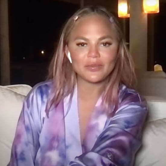 Chrissy Teigen Talks Kim Kardashian and Kanye West Divorce