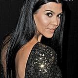 Kourtney Kardashian For Manuka Doctor