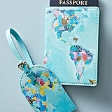 Nikki Cade Map Maker Passport Holder