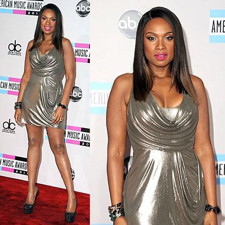 Jennifer Hudson at 2011 American Music Awards