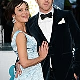 Helen McCrory and Damian Lewis, 2013