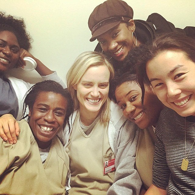 Orange Is the New Black Season 3 Pictures With Ruby Rose