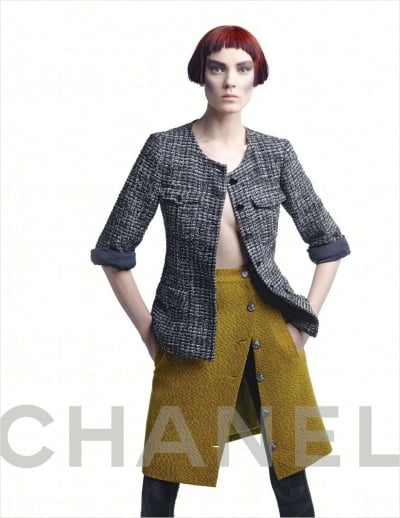 Chanel Fall 2012 Ad Campaign