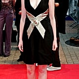 Anne looked chic in September 2006 at The Devil Wears Prada premiere in France.