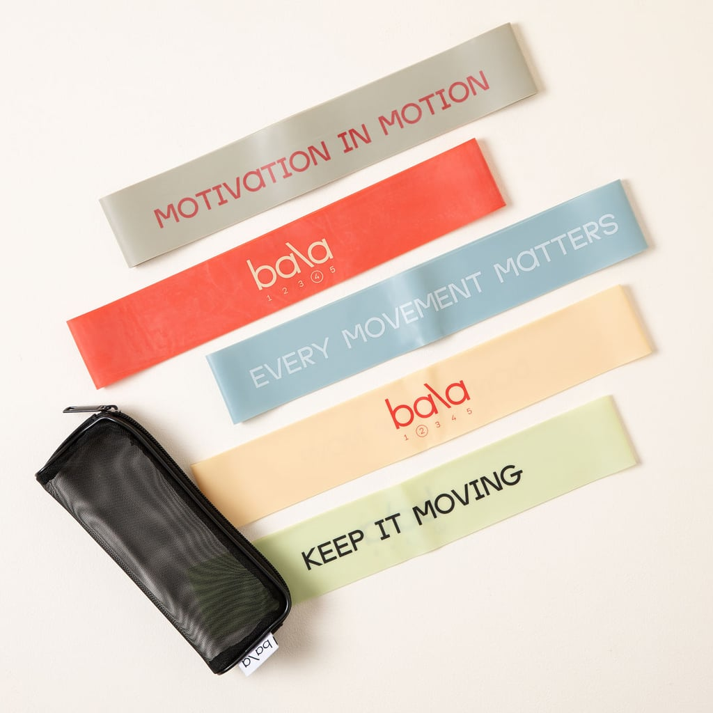 For On-the-Go Fitness: Bala Home Workout Resistance Bands