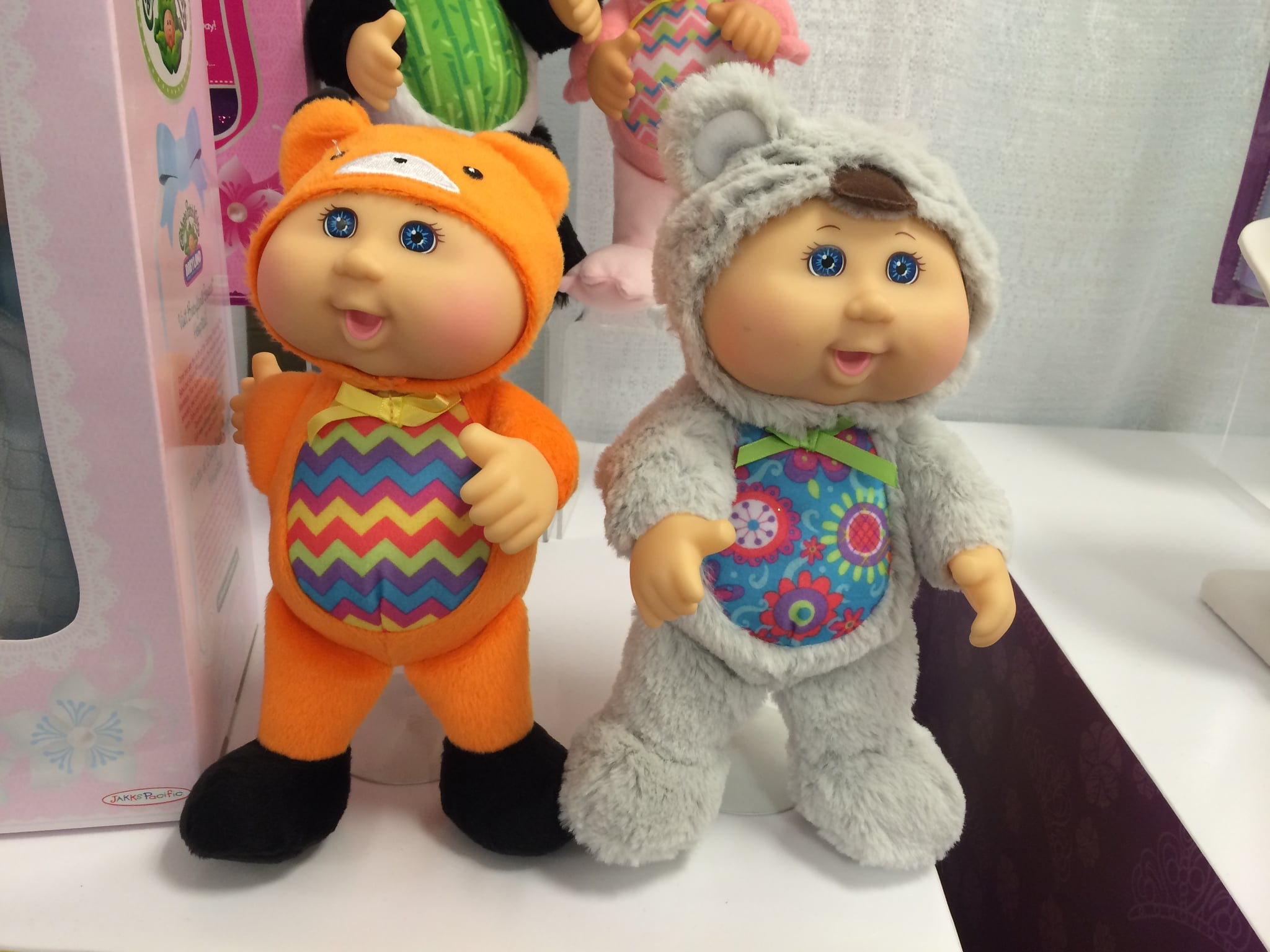 Cabbage Patch Kids Around the Wold Cuties